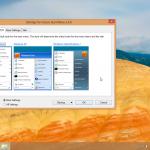 настройки кнопки Пуск в утилите Classic Shell в windows 8